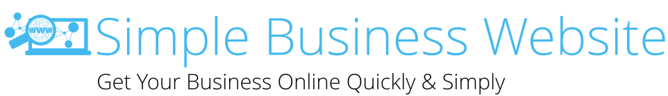 Simple Business Website